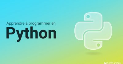 Réduction Formation pratique Python