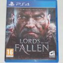 cd ps4 lords of the fallen