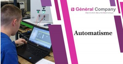 GENERAL COMPANY: Automatisme Industrielle