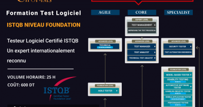 Formation en ISTQB niveau Foundation /GSM:25315269