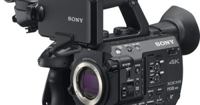 Sony PXW-FS5M2 4K XDCAM Super 35mm Compact Camcord