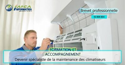 Formation climatisation